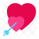 Heart Arrow Match Icon