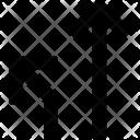 Arrow Junction Arrows Icon