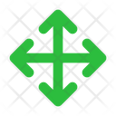 Arrow Junction Arrow Arrows Icon