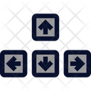 Arrow Keys Icon