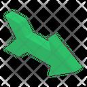 Arrow Mark Icon