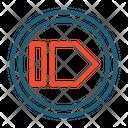 Arrow Right Icon