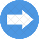 Arrow Right Forward Next Icon