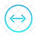 Arrow Right Left Expand Icon