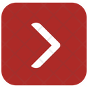 Arrow Right Square Icon
