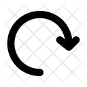 Arrow Rotate Icon