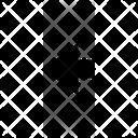 Arrow Small Left Icon