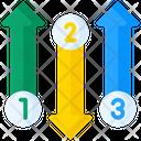 Arrow Template Icon