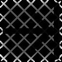 Arrow To Far Right Icon