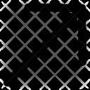Arrow Top Right Icon