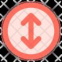 Arrow up down Icon