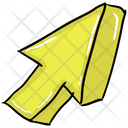 Arrowhead Click Cursor Icon