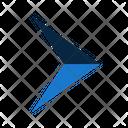 Arrow Next Skip Icon