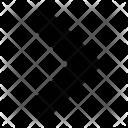 Arrowhead Right Arrow Icon