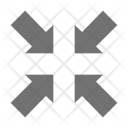 Arrows Exit Fullscreen Icon