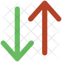 Arrows Indication Up Icon