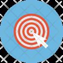 Arrows Arrow Target Icon