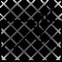 Arrows Data Transfer Icon