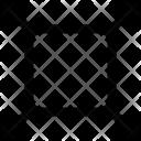 Arrows Process Square Icon