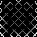 Arrows Process Squares Icon