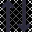 Arrows Up Arrow Icon