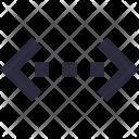 Arrows Slider Previous Icon