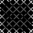 Arrows Valuation Spread Icon