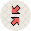 Arrows Directional Pointing Icon