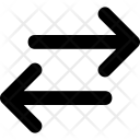 Arrows Right Left Icon