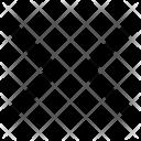 Chevrons Brackets Arrows Icon