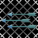 Arrows War Ancient Icon