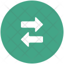 Arrows Directions Left Icon