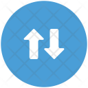 Arrows Directions Ups Icon