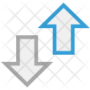 Arrows Up Down Icon
