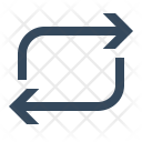 Arrows Loop Repeat Icon