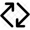 Arrows Directions Indicators Icon