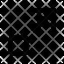 Arrows Expand Up Rightarrow Icon