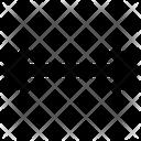 Arrows H Altarrow Icon