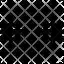 Arrows Harrow Icon
