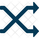 Arrows Shuffle Icon