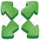 Arrows Controller Directional Icon