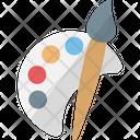 Art Artist Paint Brush Icon