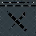 Art Designing Brush Icon