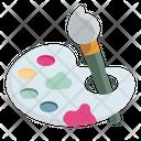 Art Palette Artist Icon