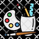 Art Draw Painting Icon