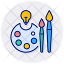 Art Drawing Paintbrush Icon