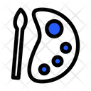 Art Design Background Icon