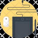 Art Design Digital Icon