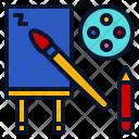 Art Design Paint Icon