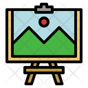 Drawing Image Board Icon